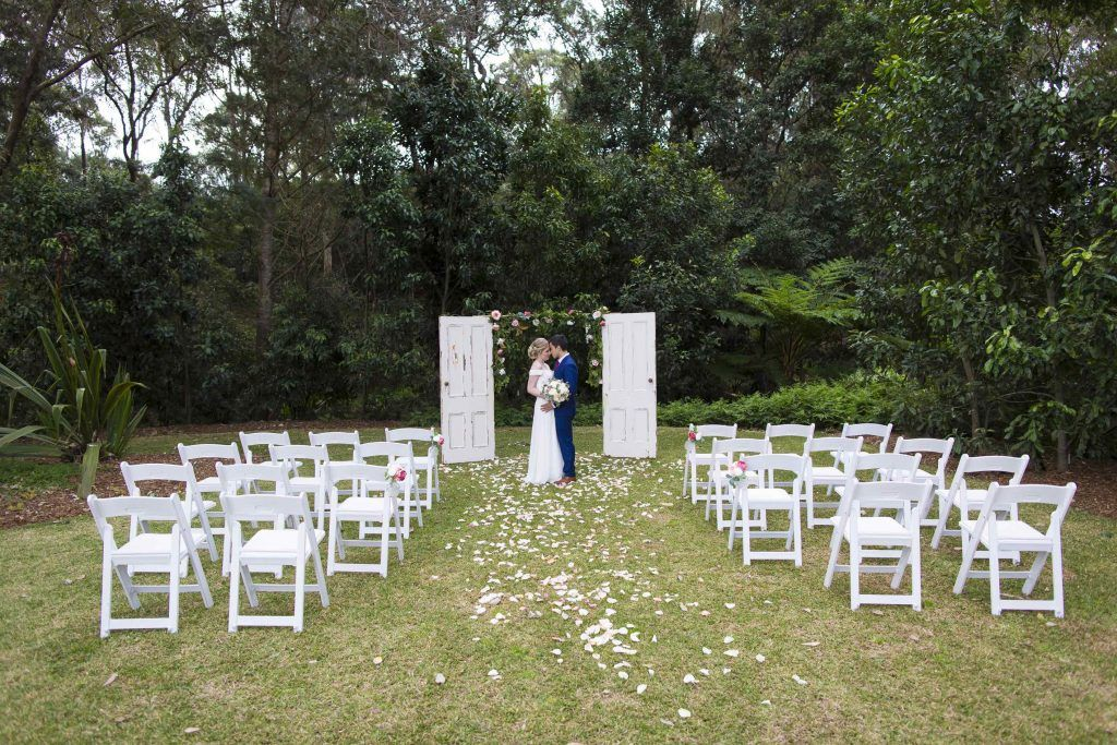 Places For Wedding Ceremony: The Australian Botanic Garden