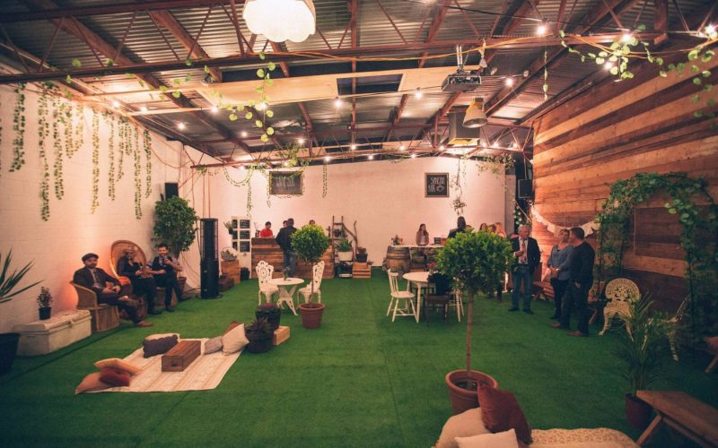 Tenth Gibson Adelaide Warehouse Wedding Venue