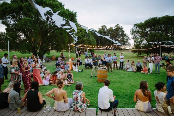 Silversprings Cottages Wedding and Wine