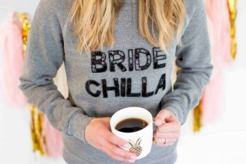how to be a bridechilla