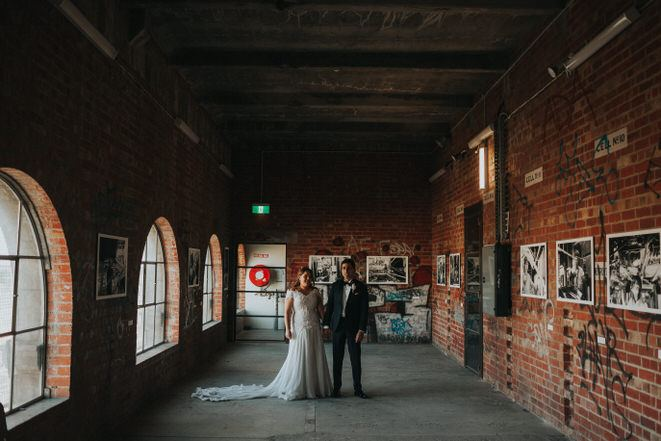 Melbourne wedding venue