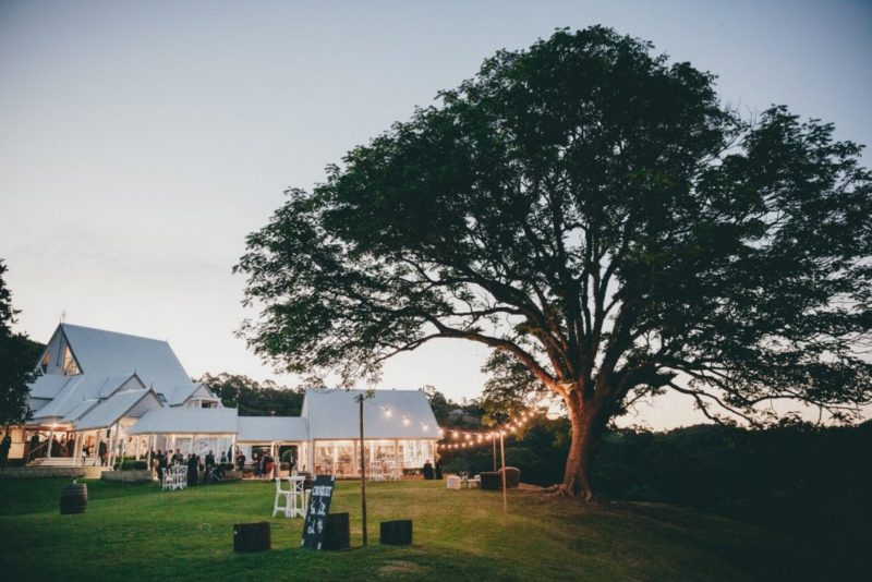 Australian Venues You Can Sleep At Wedshed