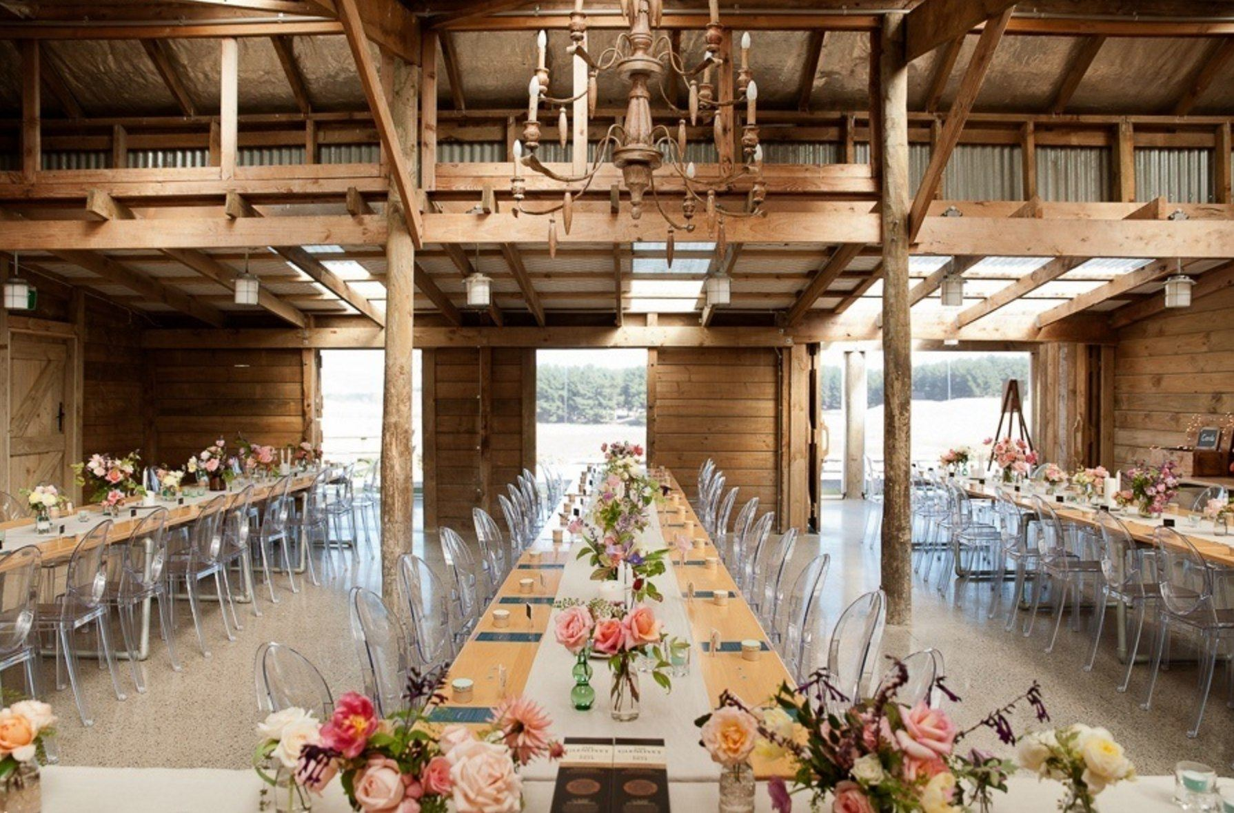 new zealands most amazing wedding venues wedshed