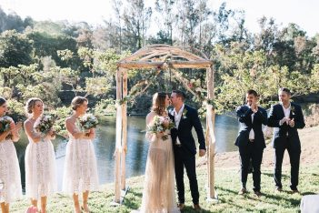 qld tipi wedding venue