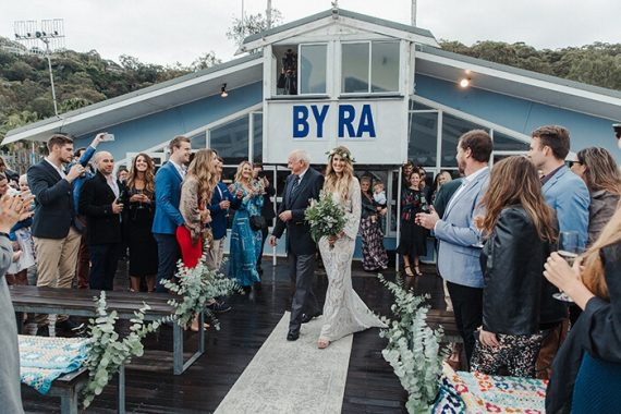 Bayview Yacht Racing Association / BYRA Weddings