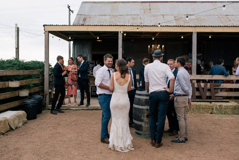 ballarat farm wedding venue