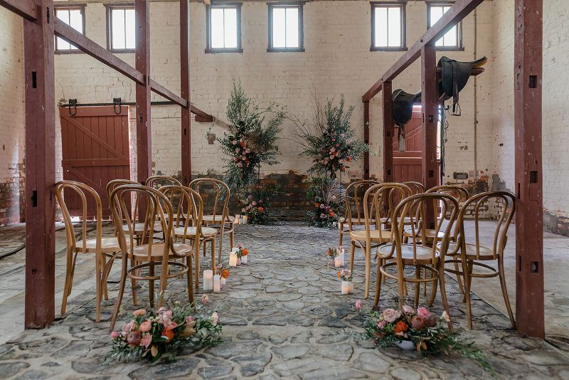 country NSW wedding venues