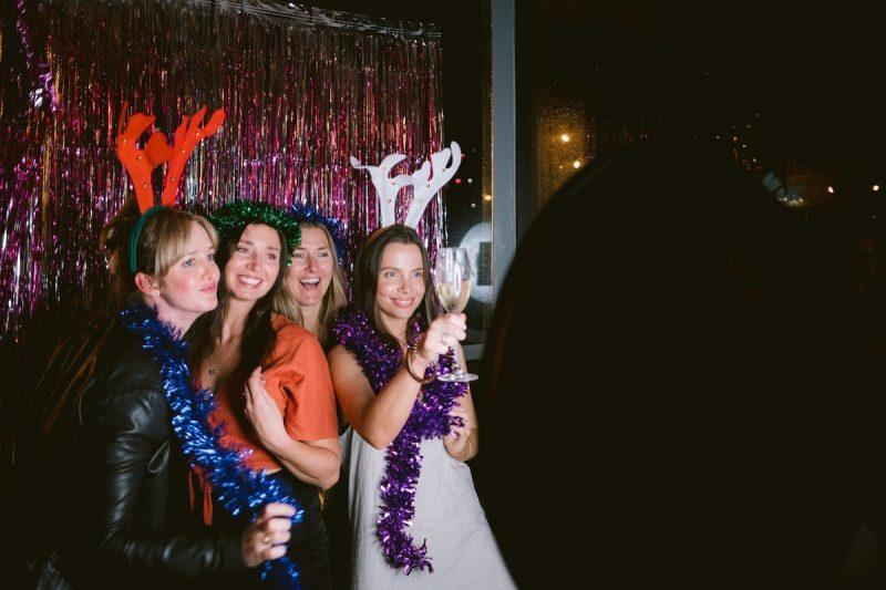 WedShed Christmas party