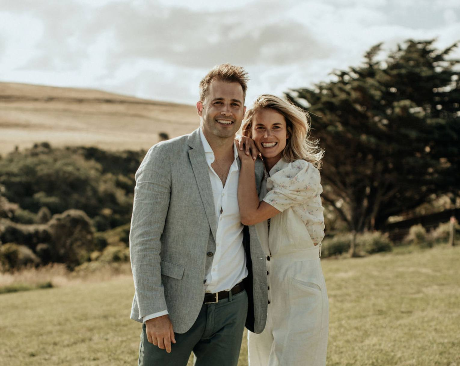 Real Wedding Penny Jeremy Private Property Wedshed