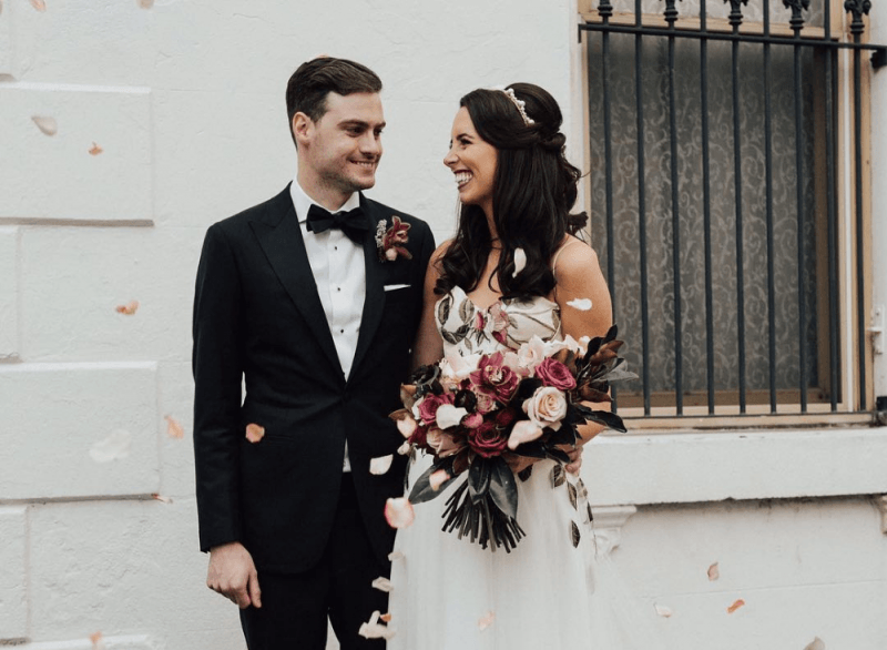 melbourne wedding florist
