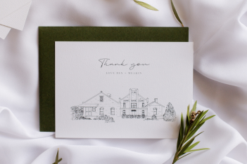 Quill Wedding Stationery