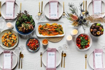 Tenille Evans Vegan Weddings and Events
