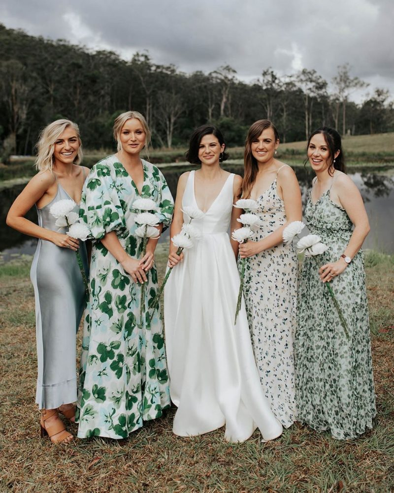 bridesmaid trend